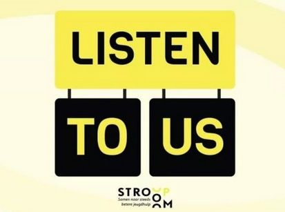 listen to us podcast