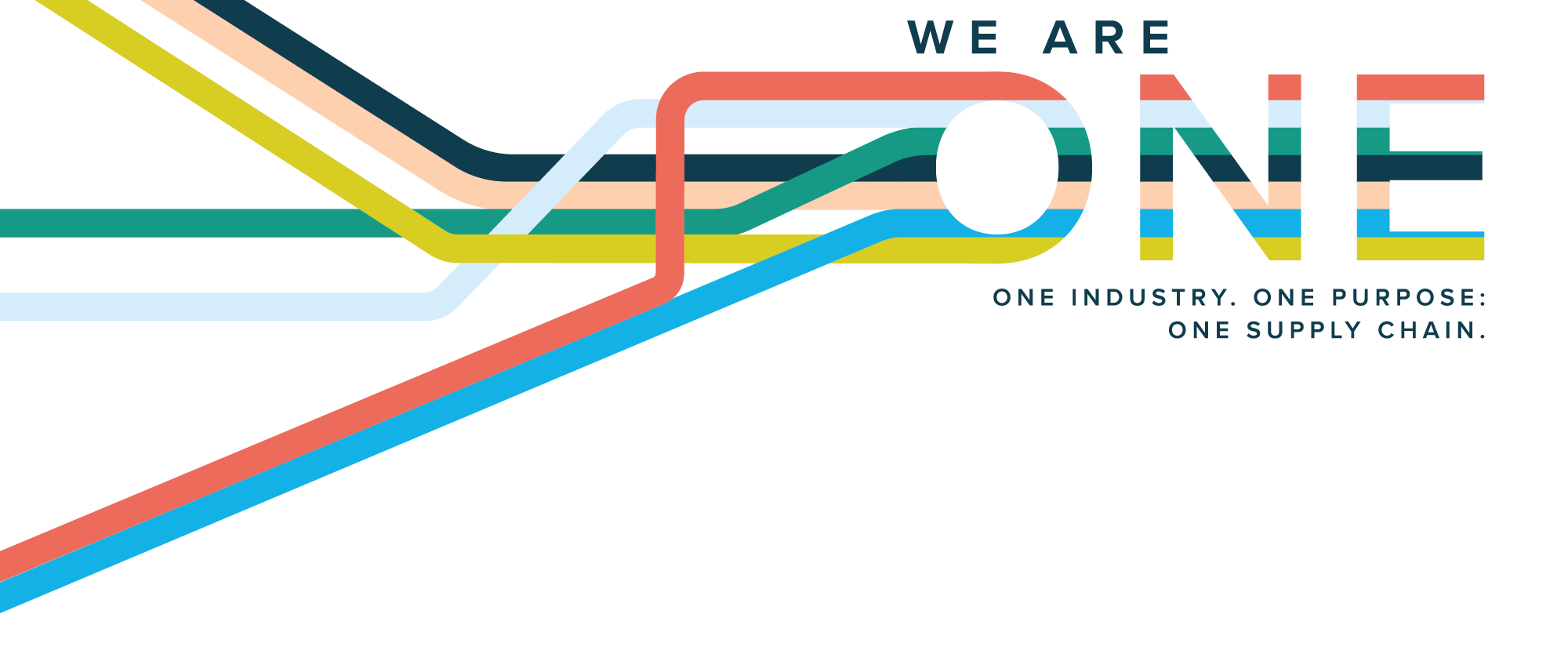 we are one in.sight theme graphic