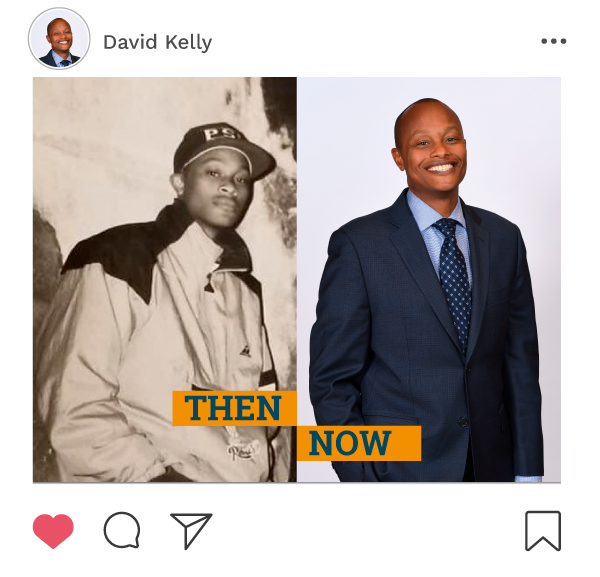 David Kelly: Then vs. Now