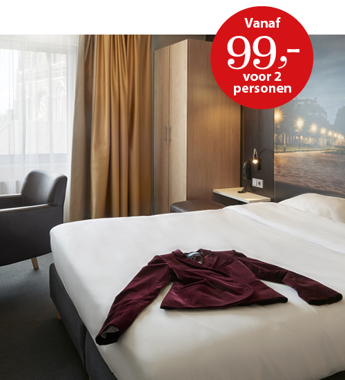 NS Coupons hotel overnachting
