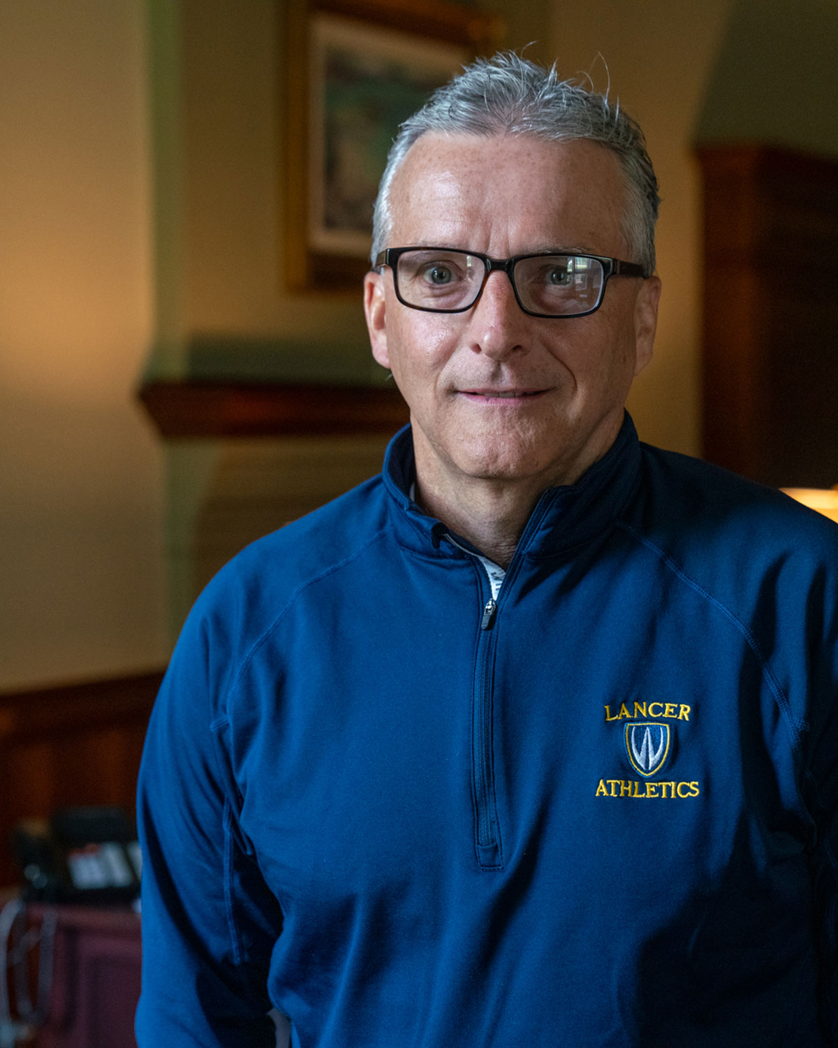 University of Windsor President Robert Gordon